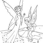 взрослая и маленькая фея