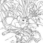 фея и мышь