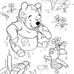 Винни-Пух с Пятачком