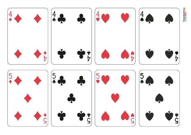 Играть в игральные карты бесплатно покер ява онлайн